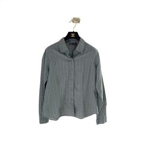 Patagonia Striped Button-Up Casual Shirt